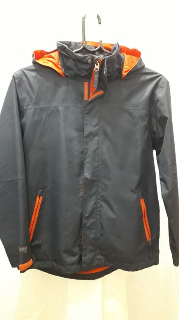 Dečija odeća i obuća - Sombor: McKINLEY jakna-12  Odlicno ocuvana jakna.Kao nova. Teget sa narandzas