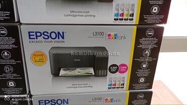 Printer Rəngli Epson L3100Əsas xarakteristikalarCihaz MFDÇap
