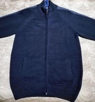 Svitşotlar - Bakı: Мужской жакет, б/у, носился мало, состояние хорошее, цвет синий, на
