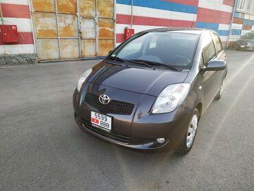 автомобиль toyota yaris в Кыргызстан: Toyota Yaris 1.3 л. 2007 | 158000 км