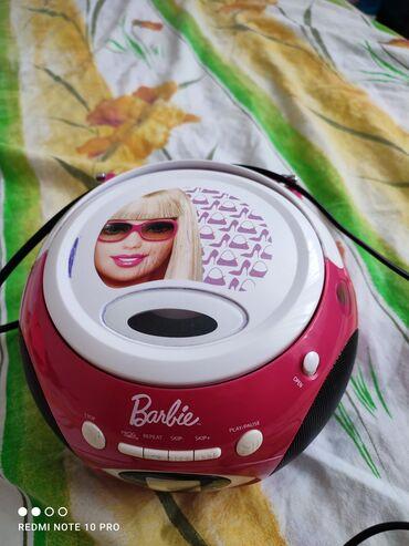 Barbie radio cd ispravan