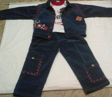 Продаю костюм тройку размер 5(115-120 см), в Бишкек