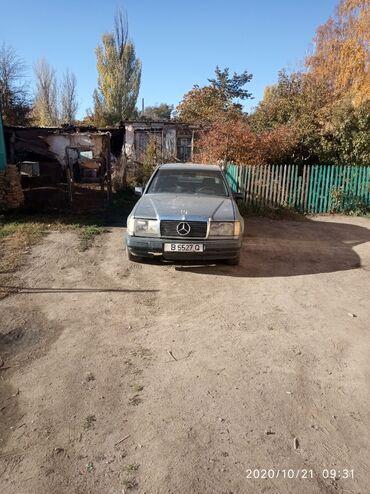 Mercedes-Benz W124 2.3 л. 1989 | 11111 км