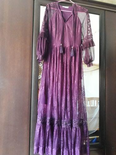 Продаю платье абсолютно новое брали на дордое.турция размер 40 в Кок-Ой
