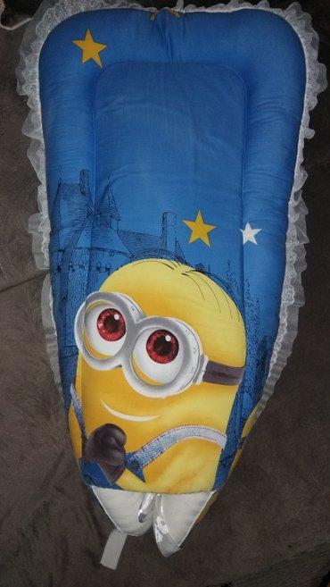Другие товары для детей в Кант: Продаю гнёздышко для малышей. очень удобная и практичная вещица!!