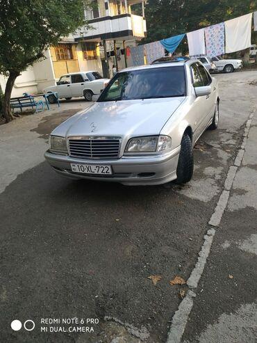 Mercedes-Benz Dəliməmmədlida: Mercedes-Benz C 200 2 l. 1998 | 200000 km