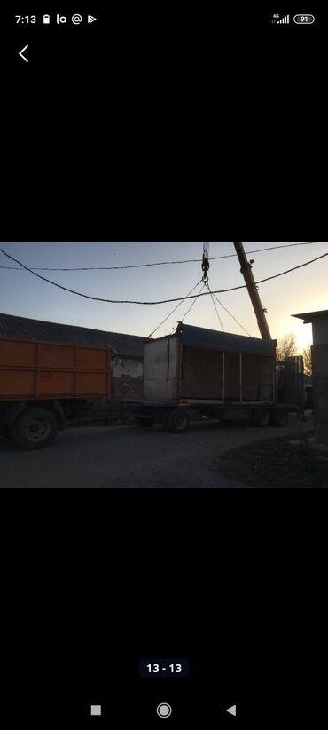 audi a6 25 tiptronic в Кыргызстан: Продаю трал 25 тон трёх остный почти новый !!!