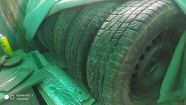 Транспорт - Заря: Продаются оригинальные железные диски с жирной зимней резиной
