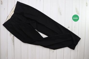 Чоловічі класичні штани Михаїл Воронін, р. М    Довжина: 101 см Довжин