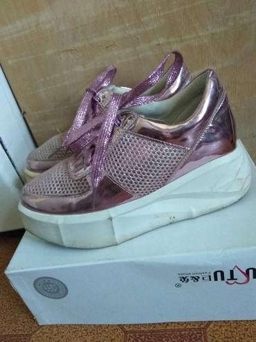 Продаю обувь за 700  сомов.В хорошем состоянии.37 размер в Бишкек
