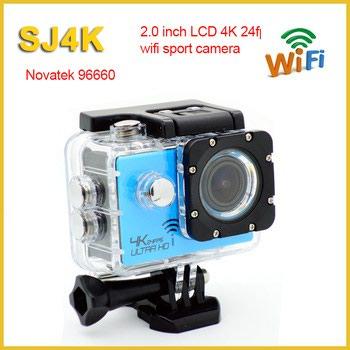 Bakı şəhərində Camera 4K Wifi SJ9000. +Su altı çəkiliş