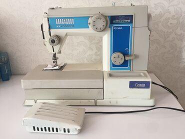 химчистка-машины в Кыргызстан: Швейная машина Веритас (Германия) в отличном состоянии. Цена не