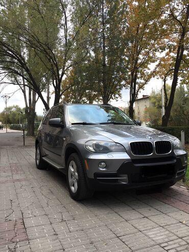 BMW - Автоматическая - Бишкек: BMW X5 3 л. 2008 | 250 км