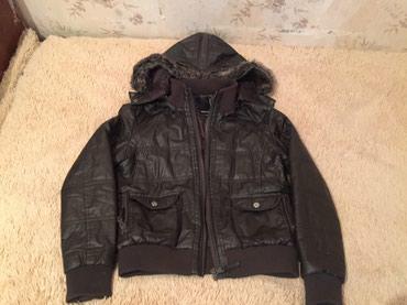 Куртка VIGOSS , размер m, коричневая , в Бишкек