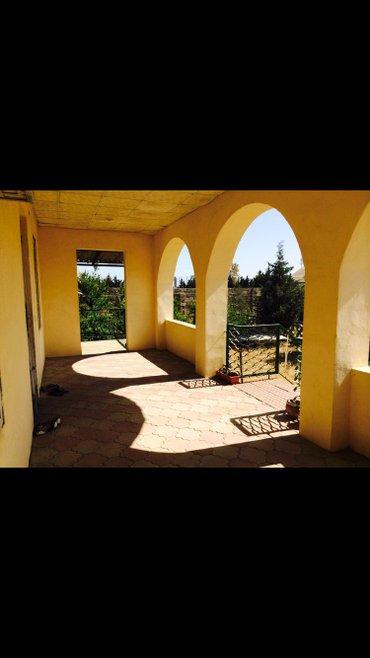 Bakı şəhərində Merdekanda,Aqua  Parkın yanında bag evi kiraye verilir.( İyun, iyul