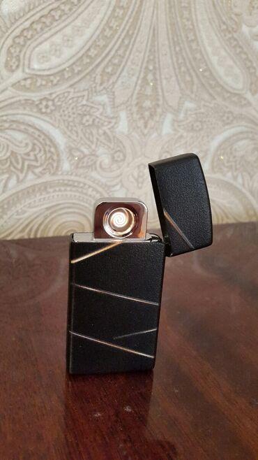 зажигалки zippo в Кыргызстан: USB зажигалка новая