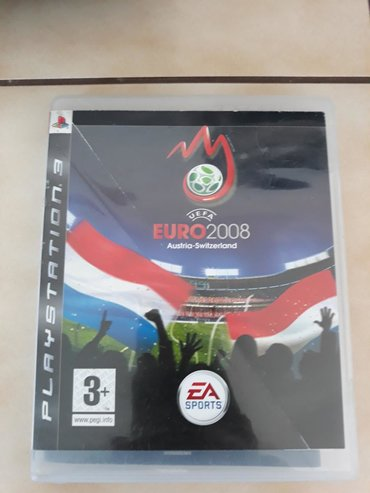 Video igre i konzole | Srbija: EURO 2008 ZA PS3!!!