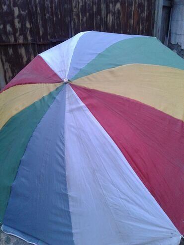 зонт в Кыргызстан: Продаю зонт для торговли размер 2,5м, не новый