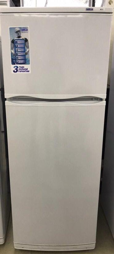 Продаю холодильник Атлант 2 камерный в отличном состоянии за 16000сом. в Бишкек