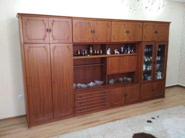 Продаю стенку (сервант). румынская мебель. в отличном состоянии. в Бишкек