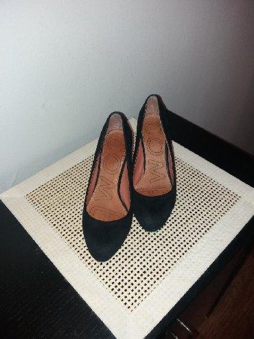 Ženska obuća | Bor: SNIZENO. samo 600 din.Crne elegantne i udobne cipele od