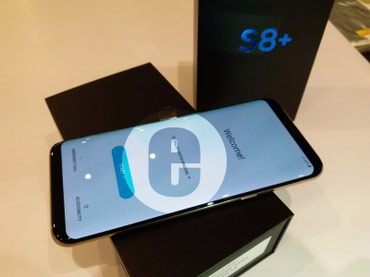 A Brand New Samsung Galaxy s8plus	  Storage σε Γύθειο