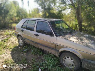 Volkswagen - Кызыл-Суу: Volkswagen Golf 1.6 л. 1991