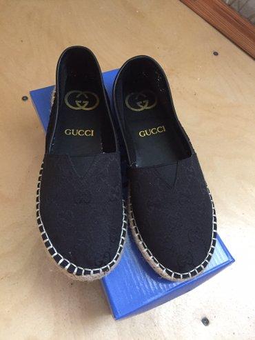 Sumqayıt şəhərində Gucci babet 33 yada 35 manata manata alınıb . Razmer sehv alınıb.