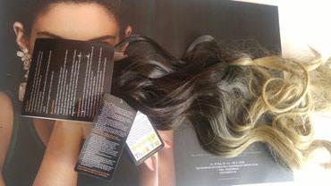 Bakı şəhərində Clipsli Sac qaynagi. Hair extensions. utulemek, fenlemek olur.