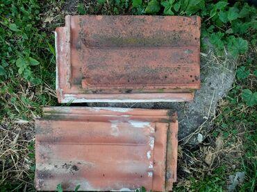 Materijali za izgradnju i popravke - Srbija: Crep 233 u odlicnom stanju