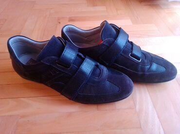 Personalni proizvodi | Nova Pazova: Paciotti cipele, bez ostecenja. Broj 45, malo nosene. Kombinacija koze