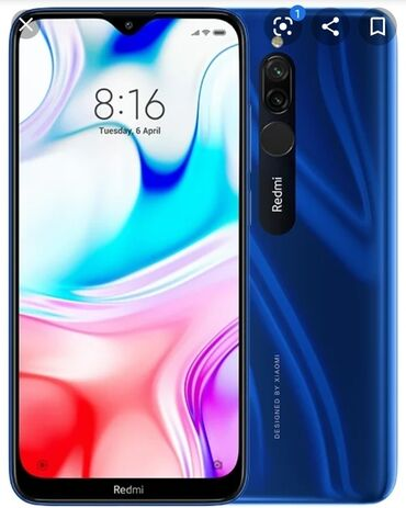 buick le sabre 3 8 at в Кыргызстан: Redmi 8/32gb