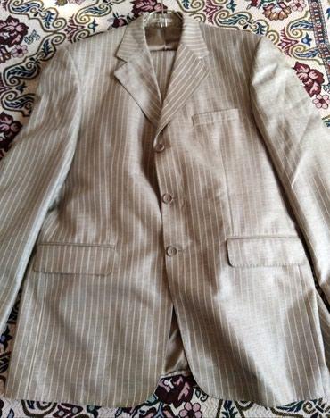 Костюмы - Кок-Ой: Мужской костюм в отличном состоянии. 48р. фирма Jardini. листайте