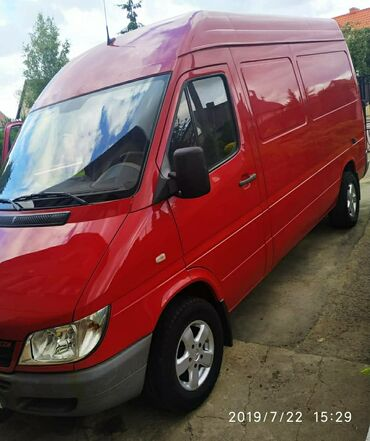 Mercedes-Benz Sprinter 2.2 л. 2004 | 111 км