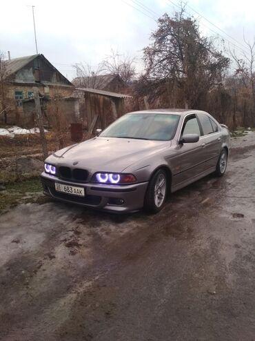 bmw-8-series в Кыргызстан: BMW 5 series 2.8 л. 1999 | 280 км