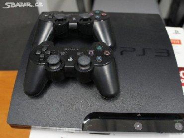 Bakı şəhərində Playstation 3 +2 pult+15 oyun