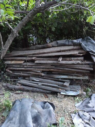 строительные-леса-железные в Кыргызстан: Продам строительные доски(можно на дрова) самовывоз в районе Теца,на п