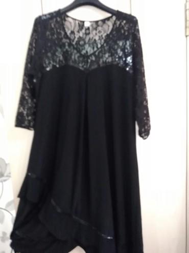 Платье трикотажное, размер 50-52 , обращаться по телефону  в Novopokrovka