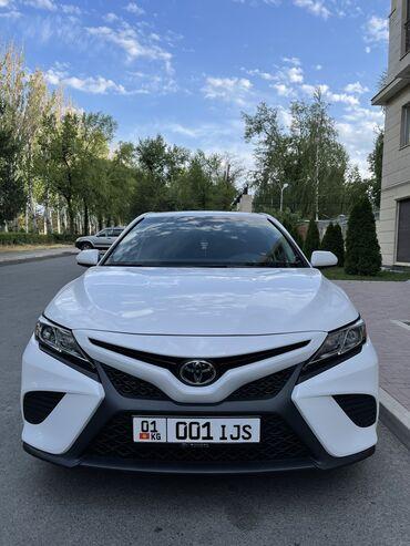 двигатель тойота авенсис 1 8 vvt i бишкек в Кыргызстан: Toyota Camry 2.5 л. 2018   50000 км