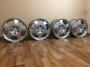 r16 диски купить в Кыргызстан: КУПЛЮ диски Mekab R16 до 12 000 сом желательно с резиной в хорошем