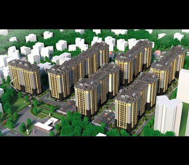 петли резиновые для фитнеса в Кыргызстан: Продается квартира: 3 комнаты, 88 кв. м