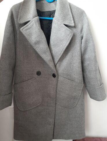 Пальто женское, в отличном состоянии, s/m