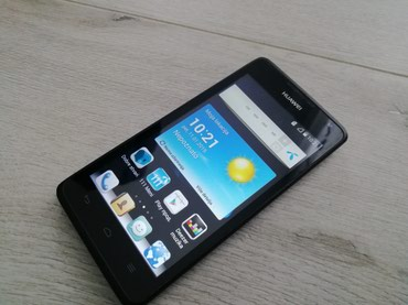 Huawei Y530 - Android 4.3 - Nis
