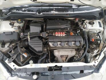 Цистерну 5 куб - Кыргызстан: Honda Civic 1.5 л. 2002   240000 км