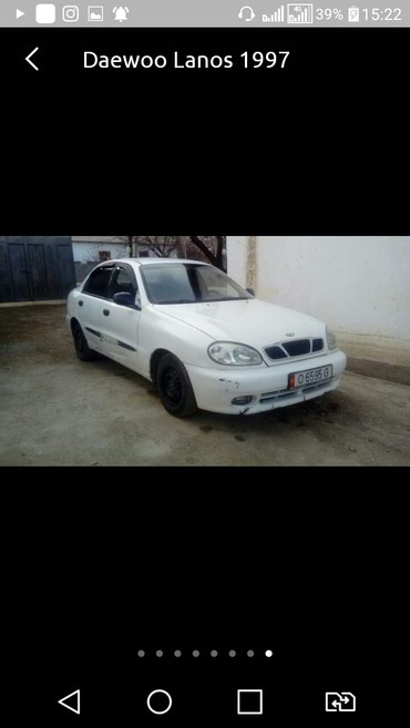 Daewoo Lanos 1997 в Чилгази