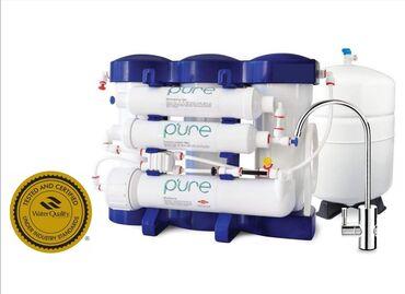 Фильтр для воды обратного осмоса P'ure Standard — очищает воду от 99,8