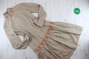 Жіноча сукня в етностилі українського бренду Vlasna нова   Довжина: 11
