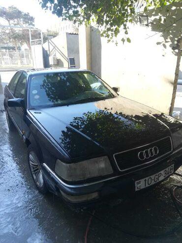 audi a8 3 tdi - Azərbaycan: Audi A8 2.3 l. 1989   250000 km
