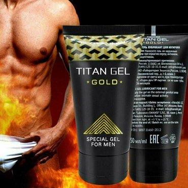 Титан гель для мужчин тел ИМО