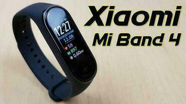 xiaomi mi band в Азербайджан: Xiaomi Mi Band 4 smart saat 2-3 aydi alinib hec bir problemi yoxdu